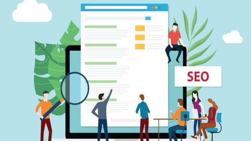 SEO news September 2021: Page experience, internal links and much more
